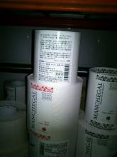 Etiquetas para la exportación.