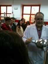 D. Jose Antonio Murillo Pulgarin, Catedrático de Química Analítica
