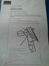 Orden del día y mapa del Campus