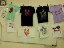 Taller de Estampación de Camisetas