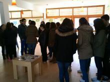 """De visita en el Centro de Interpretación """"Humedal de D.Quijote"""""""