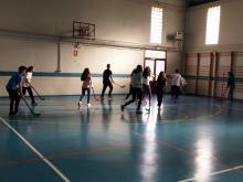 Actividades deportivas en el IES