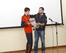 """Entrega de premios """"Cálculo mental"""""""