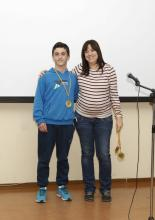 "Entrega de Premios ""Carrera save the Children"""