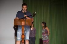 Como todos los años, el Ayuntamiento de Pedro Muñoz estuvo presente en el acto deseándonos un buen inicio de curso.