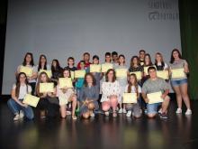 Reconocimiento a los alumnos por su rendimiento académico, esfuerzo y fomento de la convivencia en el centro.